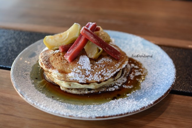 Social & Co Canberra pancakes
