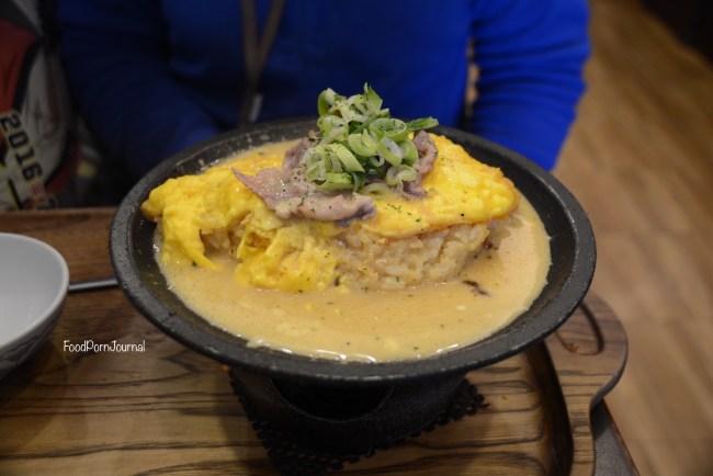 Tokyo Akihabara yaki omelette doria