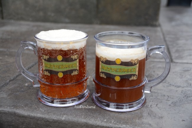 Osaka Japan Universal Stuidos Harry Potter butterbeers 1
