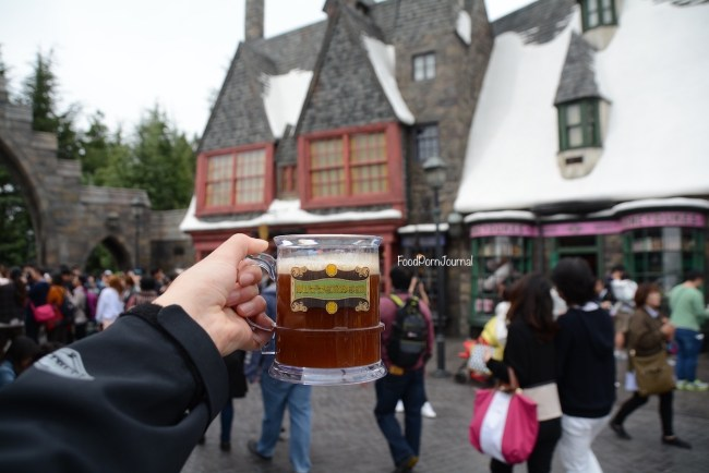 Osaka Japan Universal Stuidos Harry Potter butterbeers