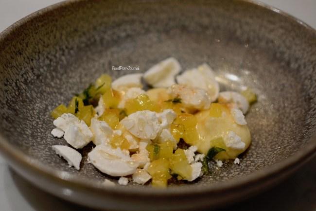 Natural 9 Casino Canberra passionfruit meringue