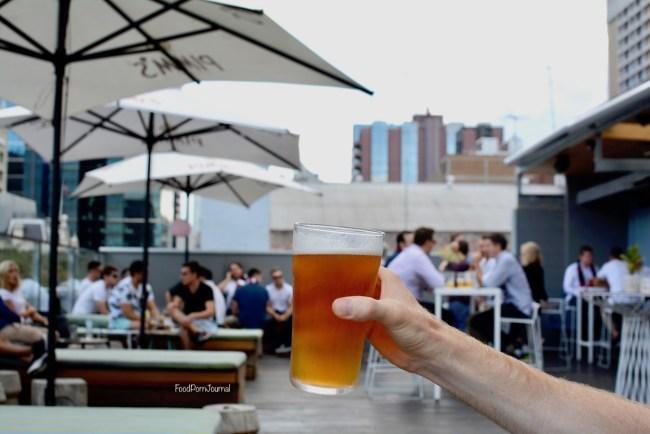 Imperial Hotel Melbourne beer