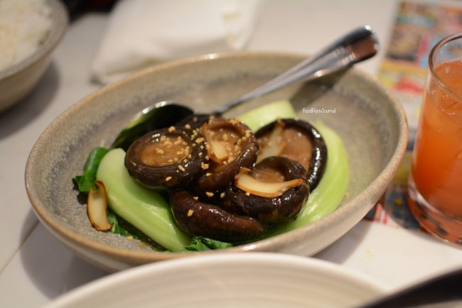 Natural Nine shiitake mushrooms