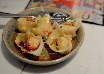 Natural Nine dumplings