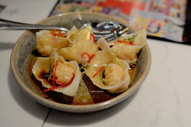 Natural Nine dumplings