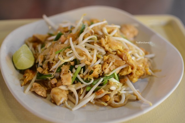 Chiang Mai pad thai