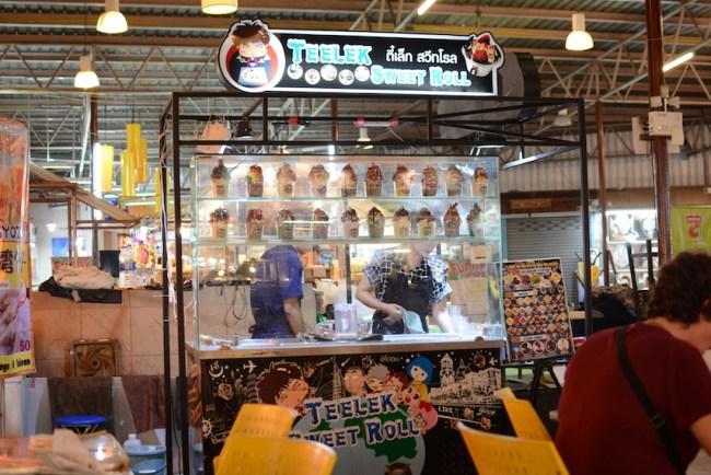 Chiang Mai telek ice cream