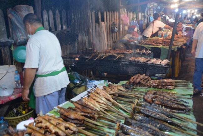Luang Prabang Night Markets