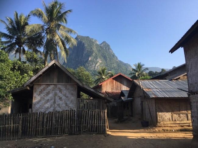 Luang Prabang home stay