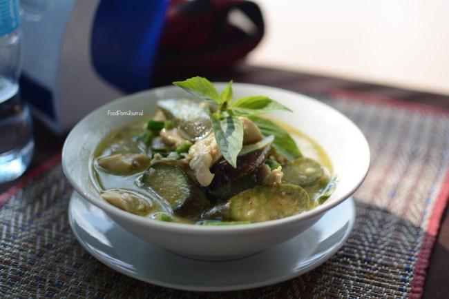 Luang Prabang green curry