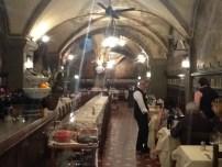 Florence restaurant interior