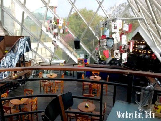 Image result for monkey bar delhi