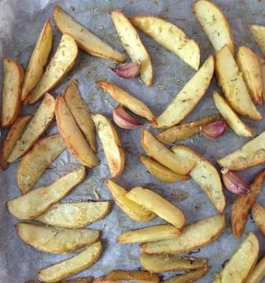 aardappel wedges