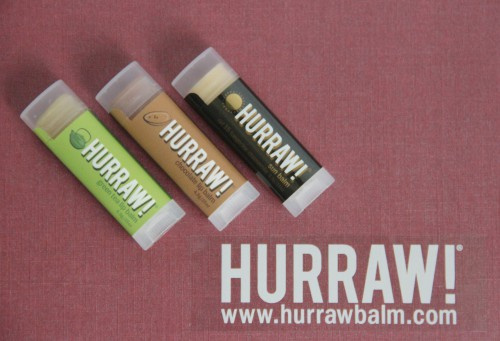 HURRAW! – raw food voor je lippen