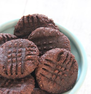 Chocolade koekjes paleo