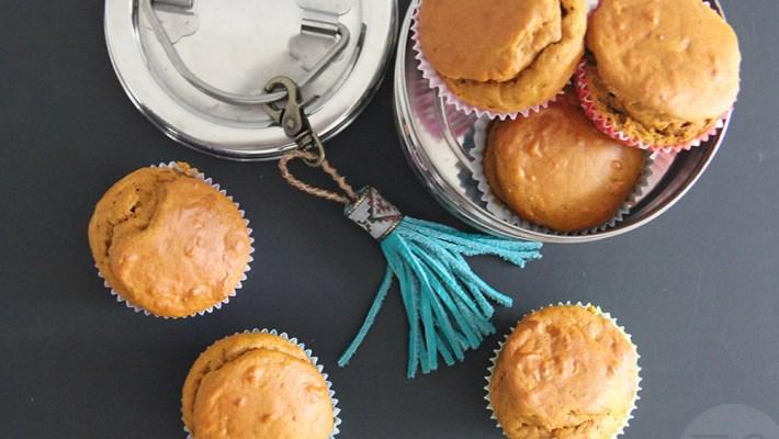 Pompoen muffins