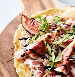 pizza vijgen rozemarijn pancetta