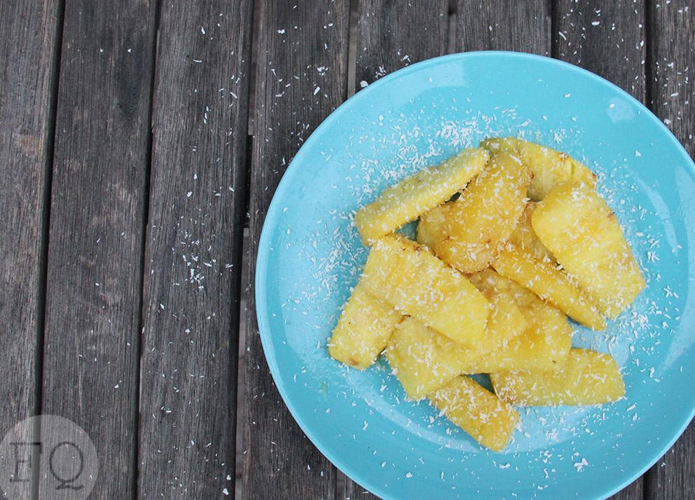tropische ananas Airfryer