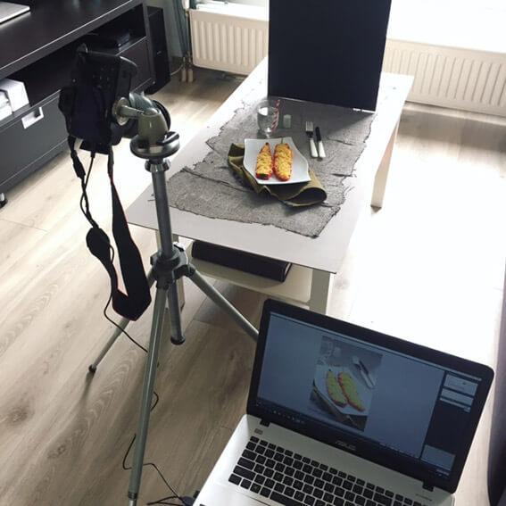 food fotografie