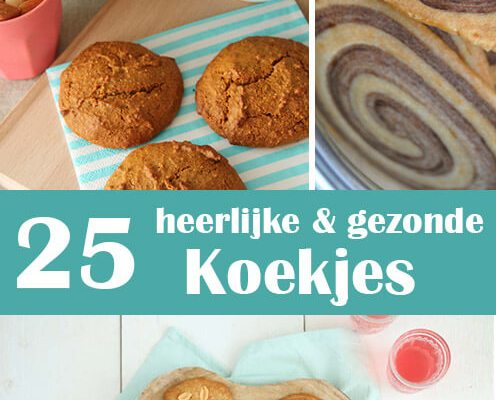 25 koekjes