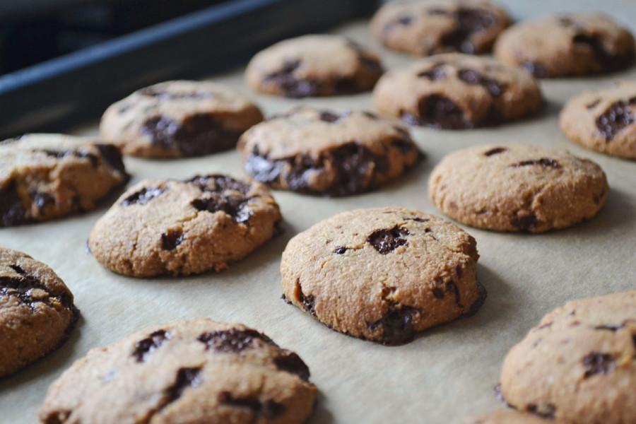 chocolat chip koekjes