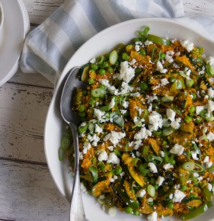 couscous groene groenten