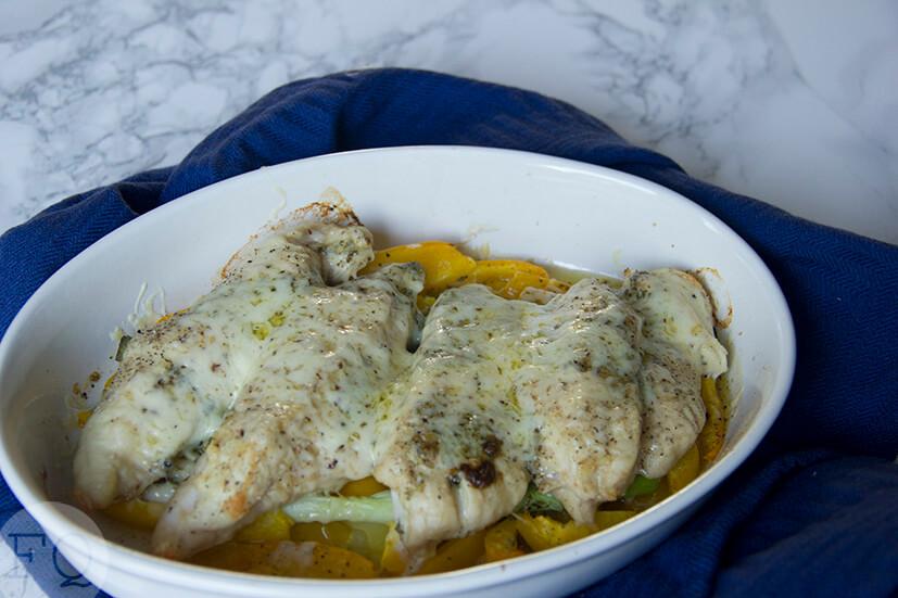 ovenschotel met kip