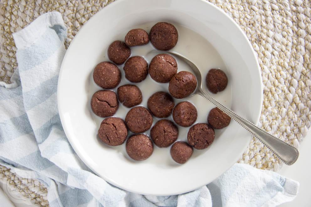 Cacao puffs – paleo