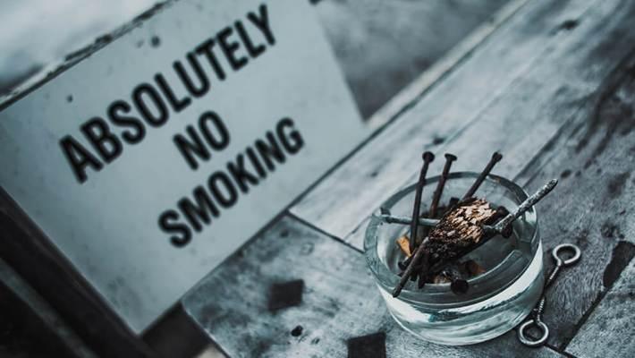 gestopt met roken