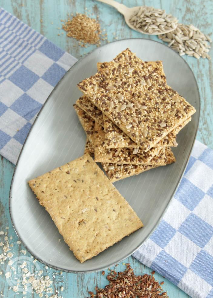 Meerzaden crackers
