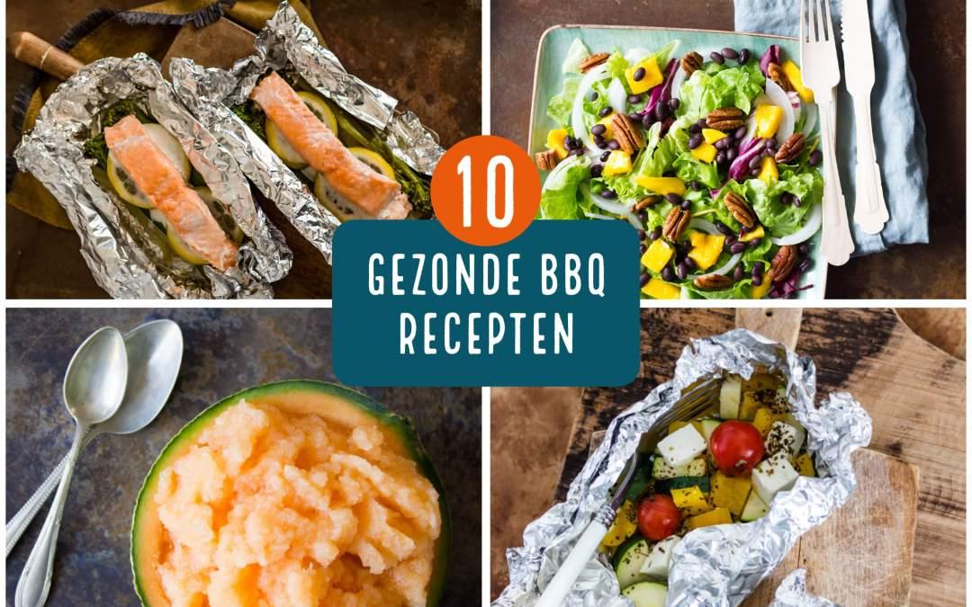 10 x gezonde BBQ recepten