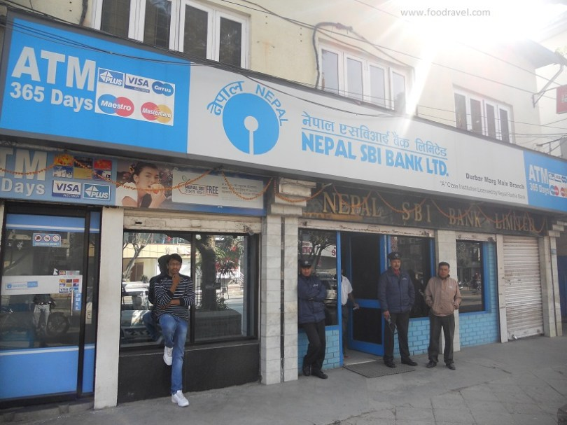 Without Social Media in Kathmandu