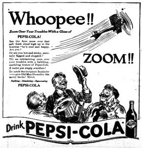 History of Pepsi - Cola