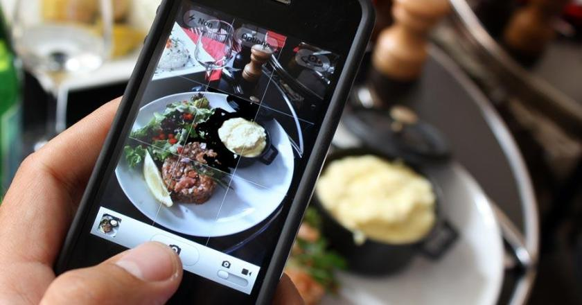 Share Your Foodie Moments on Instagram