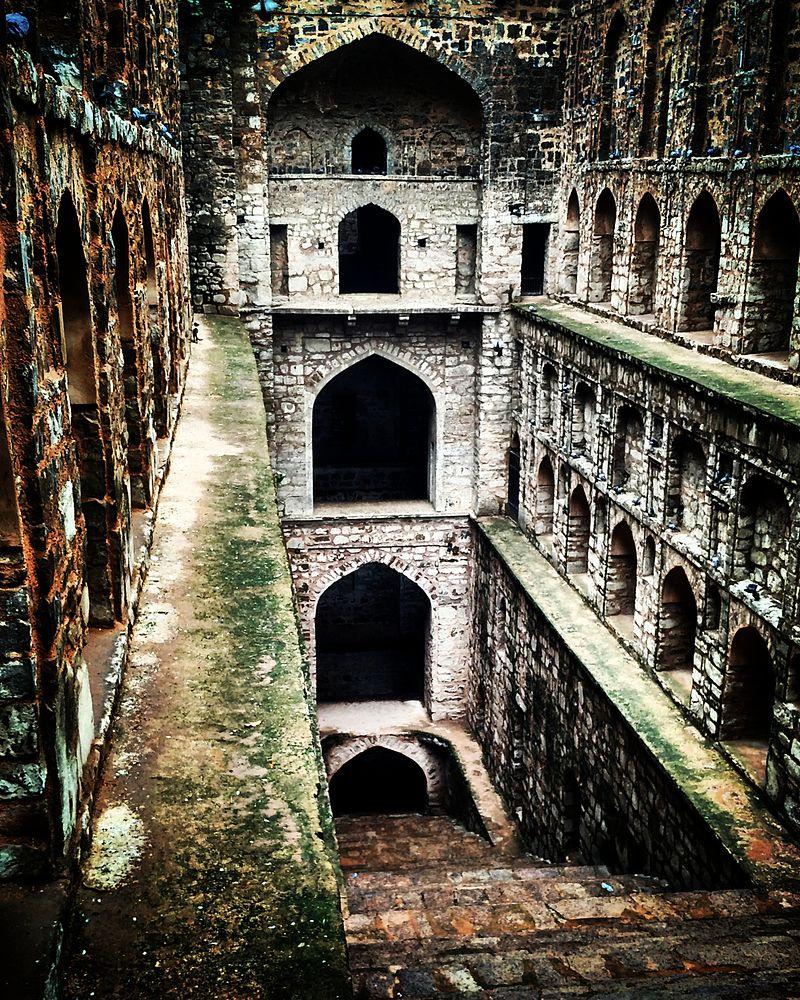 top ten historical buildings in Delhi