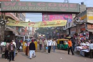 famous markets in delhi