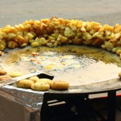 Famous Street Food Places in Delhi