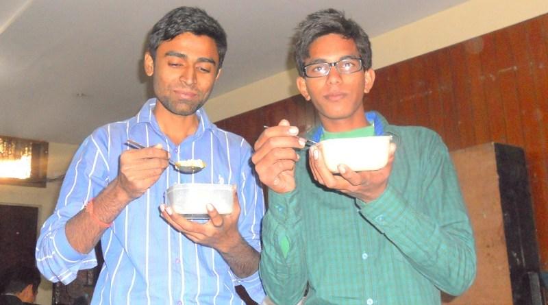 Finding Food in Kathmandu
