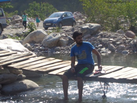 Road to Rishikesh Campsite