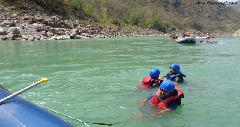 Rishikesh River Rafting
