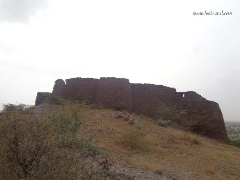 visit to a fort