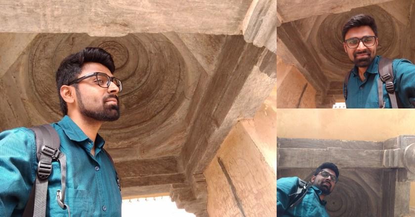 Selfies at Amer Fort – A Photo Walk