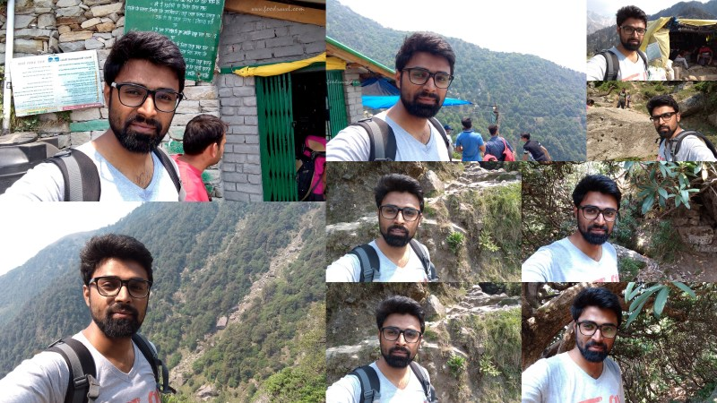 Solo Trekking to Triund