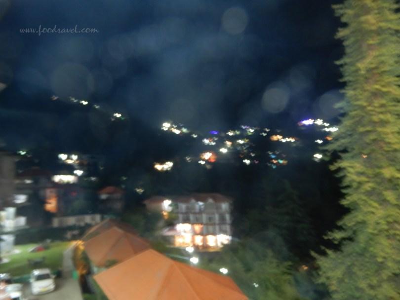 One Night at Dharamkot