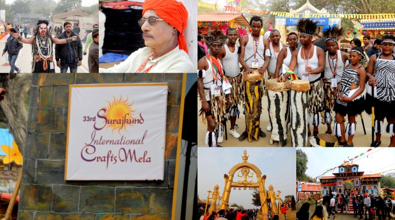Surajkund International Crafts Mela February 2019 – Surajkund Faridabad