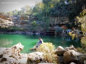 Pandav Waterfalls