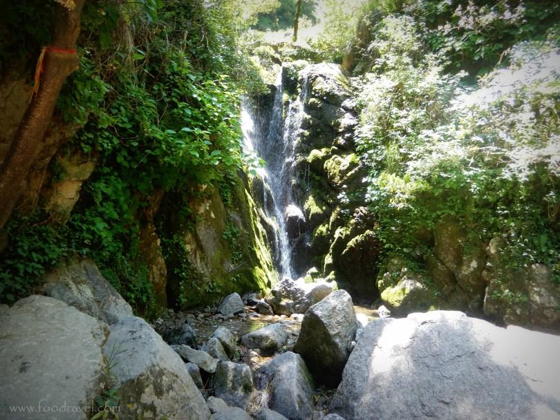 Panchpula Waterfall