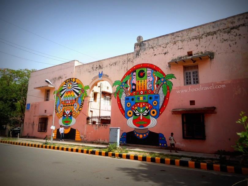 Lodhi Colony New Delhi