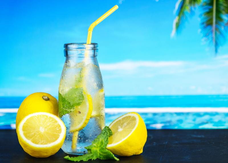 you should drink nimbu pani in summer