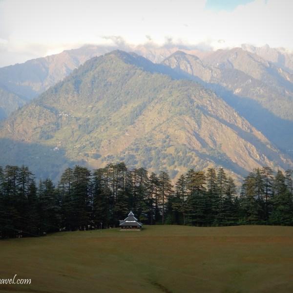 Devta Ground Shangarh – Serenity in the Meadows of Sainj Valley
